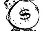 sac cu bani